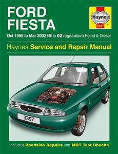 Haynes Manual Ford Fiesta Petrol  U0026 Diesel  Oct 1995