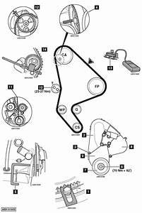 Peugeot 307 Timing Marks
