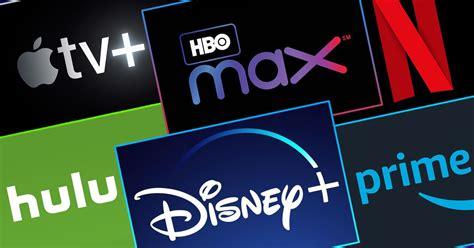 streaming netflix disney plus hulu hbo services amazon service comparison shows