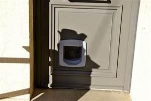 Luxe porte de garage sectionnelle avec chatiere porte pvc for Porte de garage coulissante avec chatière porte pvc