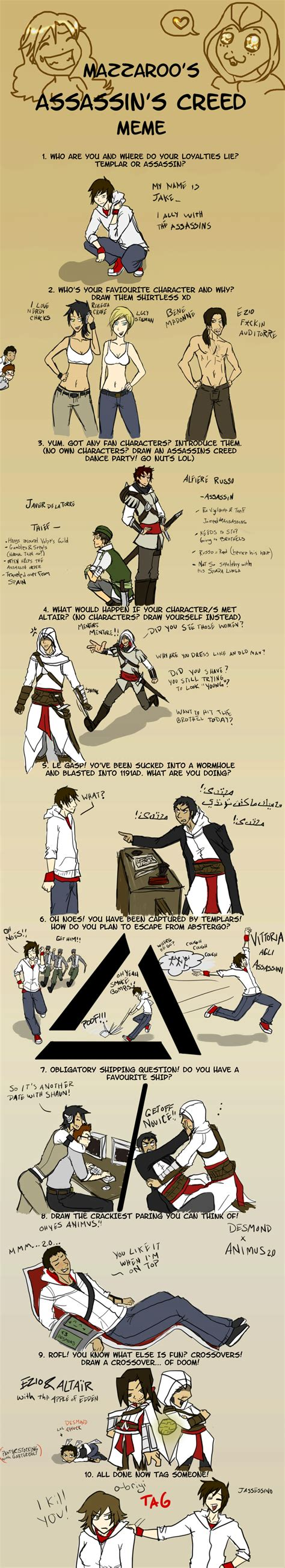 Assassin S Creed Memes - assassin s creed memes bing images