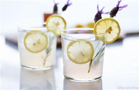 lavender cocktail lavender collins fox and briar