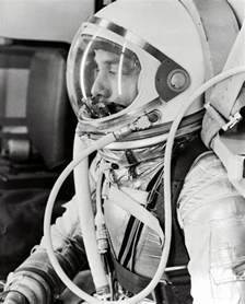 Today in science: 1st American in space | Space | EarthSky