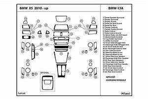 2010 Bmw X5 Dash Kits