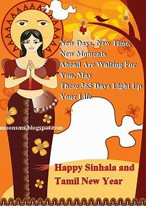 Happy Sinhala & Puthandu Tamil New Year 2017 SMS Text ...