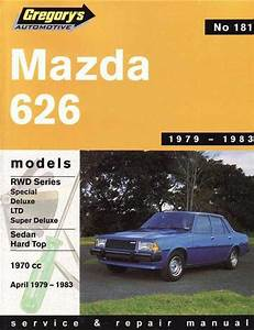 Mazda 626 Rwd 1979