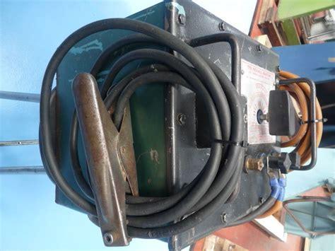 pickhill bantam oil cooled stick welder rondean