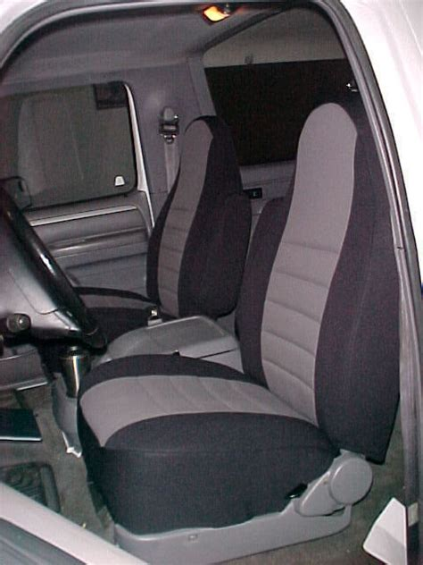 ford  standard color seat covers rear seats wet