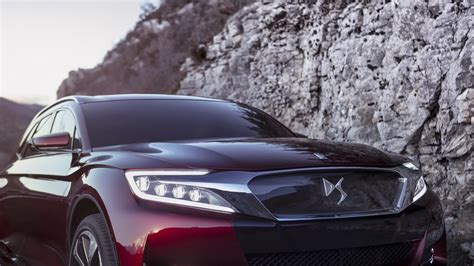 New Citroen Ds Concept Car Unveiled At Shanghai Motor Show