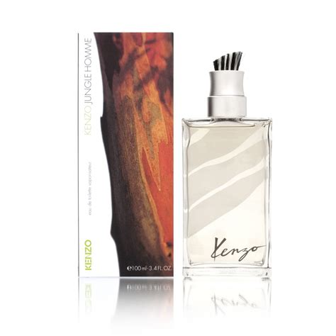 jungle pour homme by kenzo 1998 basenotes net