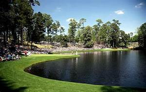 Augusta National Golf Club Par 3 Course Location