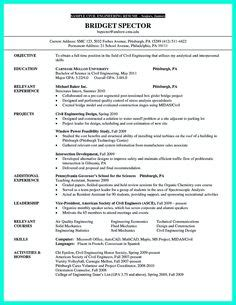 there are so many civil engineering resume sles you can