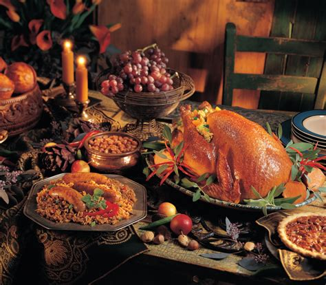 food on thanksgiving the history of thanksgiving