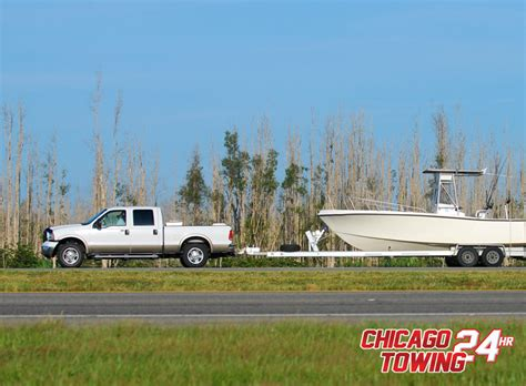Tow Boat Company by How To Tow A Boat Chicago Towing