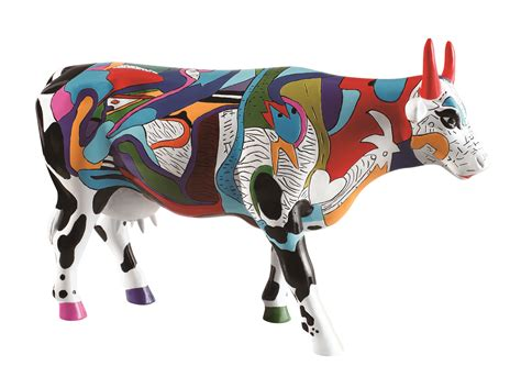 Old Kitchen Ideas - cow parade ziv 39 s udderly cool cow