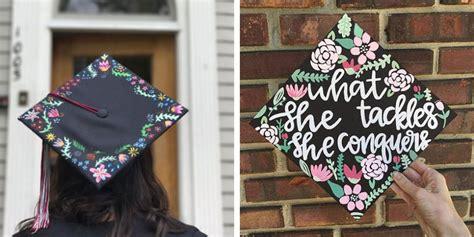 graduation cap design ideas    decorate