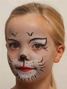 Karneval Schminken Tiere : kinderschminken katze fertig kindergarten pinterest kinder schminken kinder und katze ~ Frokenaadalensverden.com Haus und Dekorationen