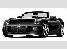 New and Used Pontiac Solstice Prices, Photos, Reviews