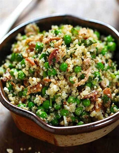 salade de pates chaude quinoa recettes chaudes