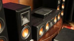 Was Heißt High End : klipsch 39 s wireless 5 1 system comes at a high end price but lacks features video cnet ~ Markanthonyermac.com Haus und Dekorationen