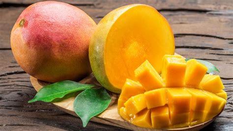 mango schneiden mit diesem trick geht es ganz schnell