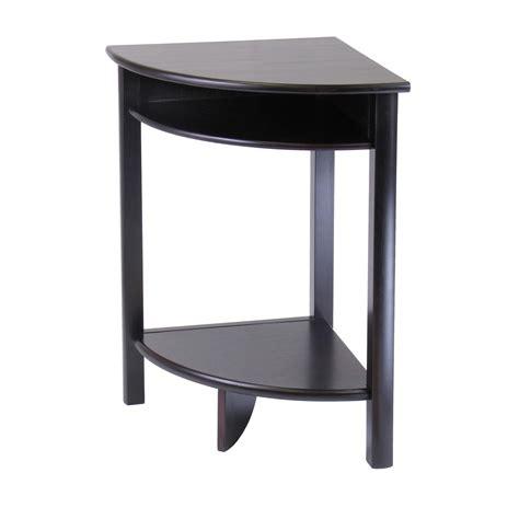 Liso Corner Table, Cube Storage And Shelf Ojcommerce