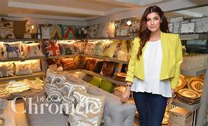 Twinkle Khanna Interior Designer twinkle khanna launches ...