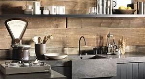 Cuisine Deco Industrielle : cuisine 7 objets pour une d co moderne l 39 esprit industriel ~ Carolinahurricanesstore.com Idées de Décoration