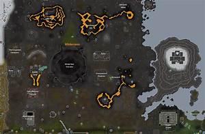 Osrs Runescape Wilderness Map | newhairstylesformen2014.com