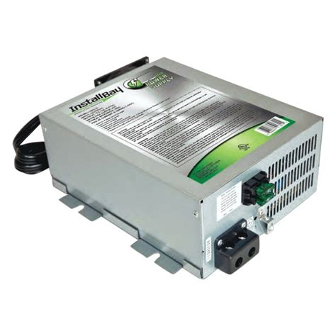 Install Bay® Ibps55  4 Stage Smart 55 Ah Battery Charger