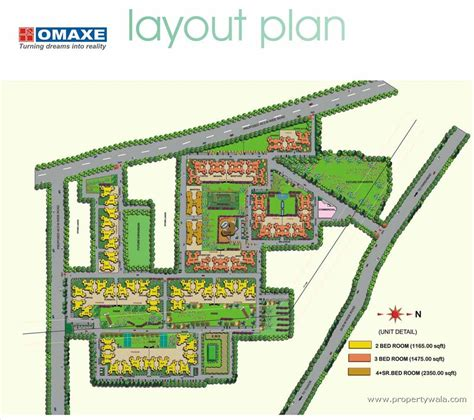 plot plans omaxe heights sector 82 faridabad apartment flat