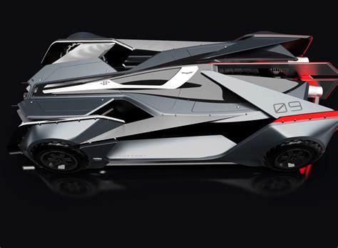 Arthur B. Nustas' Concept Design