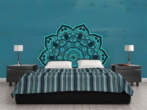 stickers porte chambre tête de lit orientale et porte marocaine