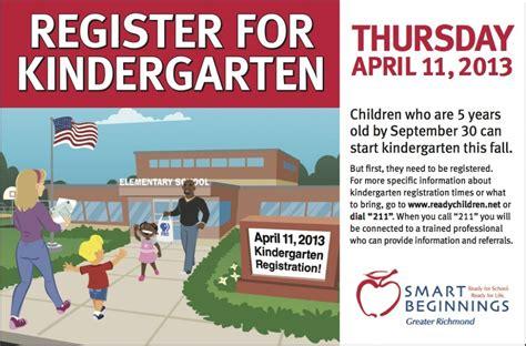 kindergarten registration is april 11 2013 116 | kindergarten