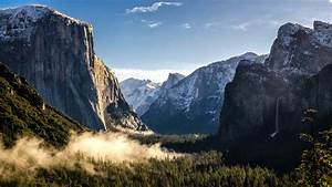 Mountains of Yosemite National Park Wallpapers HD