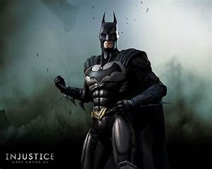 Game Art X: Injustice: Gods Among Us Wallpapers