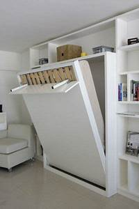 Lit Bébé Petit Espace : choisir un lit malin et discret petit espace 15 astuces pour le faire para tre plus grand ~ Melissatoandfro.com Idées de Décoration