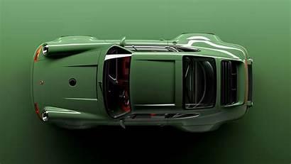 Porsche Singer 4k