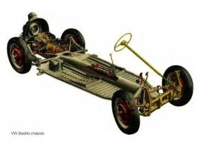 VW Beetle Chassis Frame