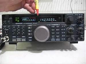 Kenwood Radio Schlüssel : kenwood ts450s at ham radio transceiver youtube ~ Jslefanu.com Haus und Dekorationen