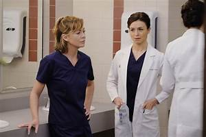 Grey's Anatomy: Meredith Makes Penny's First Day Hell ...