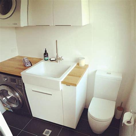 installing  ikea metod system   laundry