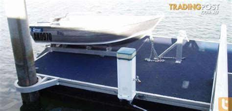Used Pontoon Boats For Sale Qld by Tinny Roller System Multi Wheel Heavy Duty Pontoon