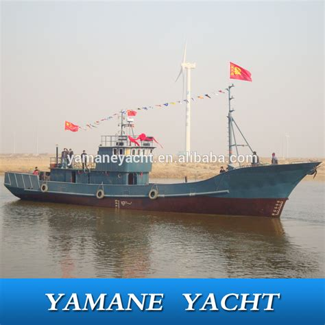 Local Small Fishing Boats For Sale by Big Steel Hull Fishing Trawler Fish Collection Boat Buy