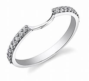 Matching wedding band for halo engagement ring for Halo engagement rings with wedding bands