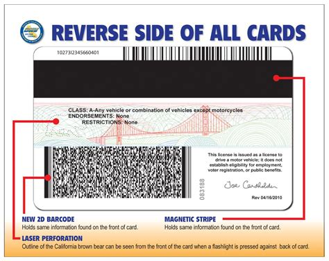 image result  california drivers license template