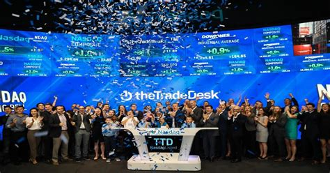 the trade desk ipo ad tech play the trade desk ipo s at higher than expected