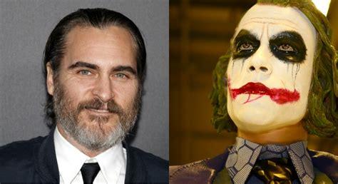 Joaquin Phoenix Dará Vida Al Joker En Una Película Sobre