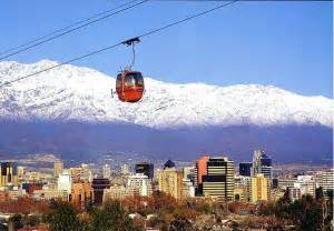 Working Abroad as an English Teacher in Santiago, Chile Chile