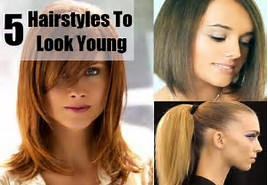 Hairstyles That Make You Look Younger top 5 short haircuts for women to make you look younger Galerry Images Of Hairstyles That Make You Look Younger